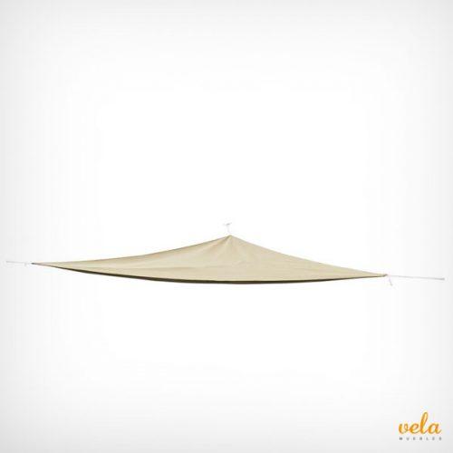 toldo vela triangular