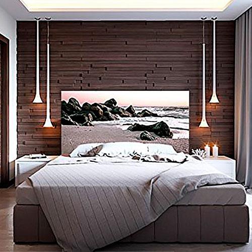 Cabeceros originales y baratos online de cama modernos for Cabeceros de cama originales