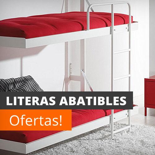 Literas baratas online con escritorio infantiles - Literas abatibles baratas ...
