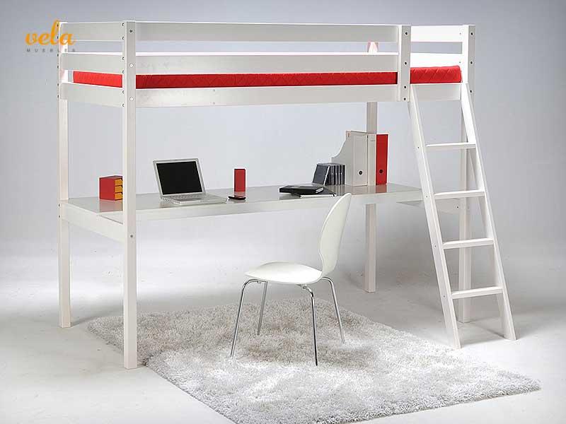 Mesas escritorio baratas online for Estanterias baratas ikea