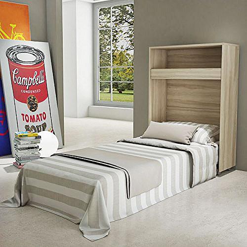 Camas supletorias baratas plegable con mueble for Mesas supletorias plegables