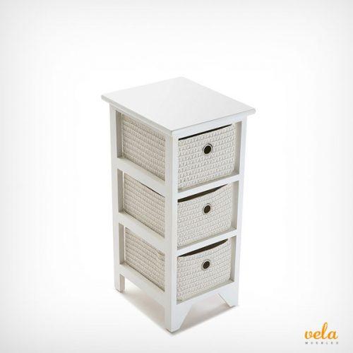 Muebles de ba o online r sticos auxiliares modernos - Muebles auxiliares de bano baratos ...