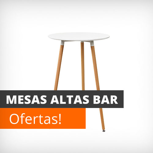 Comprar mesas altas de bar online