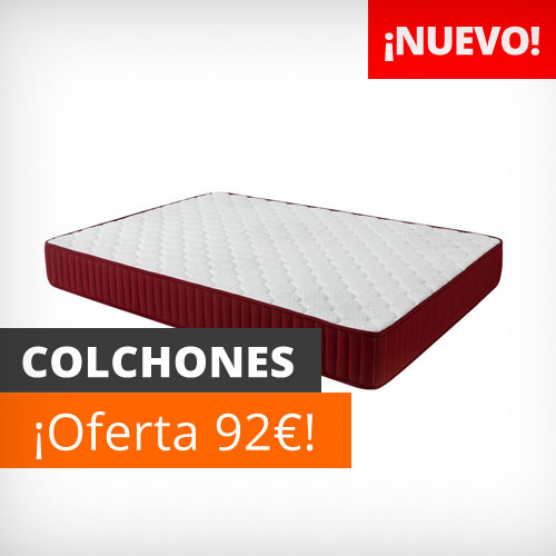Comprar colchón online