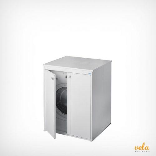 Mueble lavadora Resina