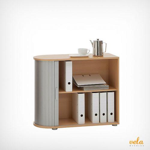 ▷ Mueble PERSIANA Cocina ⓴⓳ De Tipo BURÓ. Aluminio. Top Online!