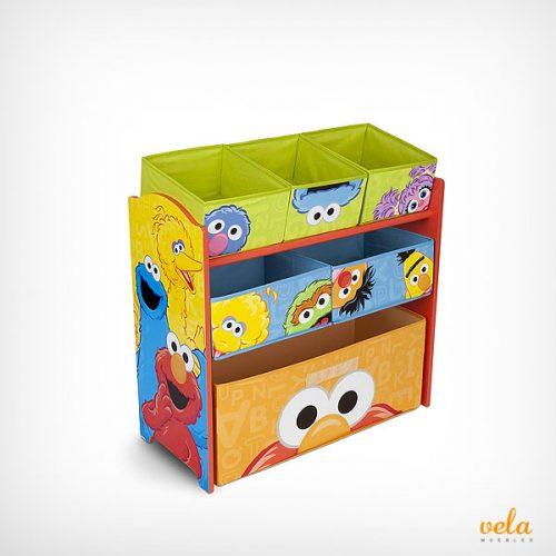 Estantería infantil para juguetes