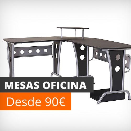 ▷ MUEBLES de OFICINA Online Baratos ⓴⓲ | Mesas & Biombos