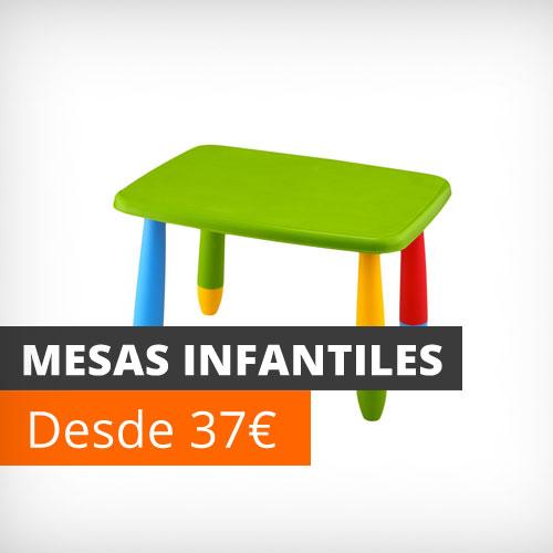 Mesas infantiles baratos