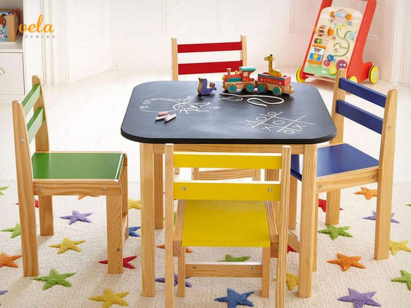 Mesas y sillas baratas online