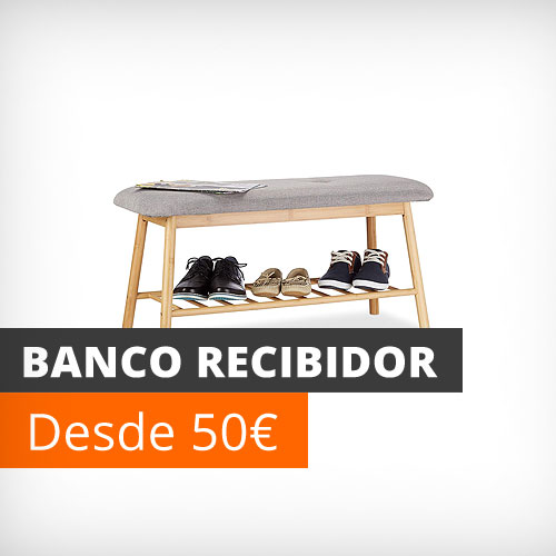 Banco recibidor