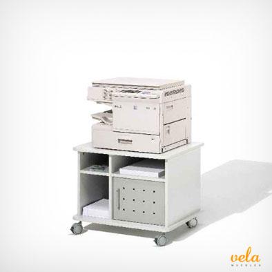 Mueble para impresora laser multifunción