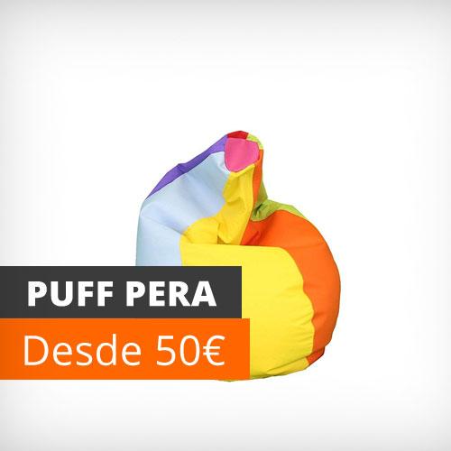 Puff pera
