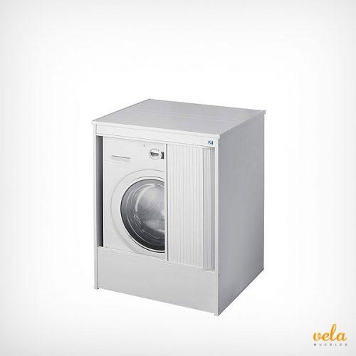 Mueble persiana lavadora