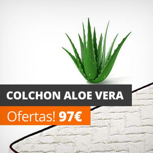 Colchón Aloe Vera