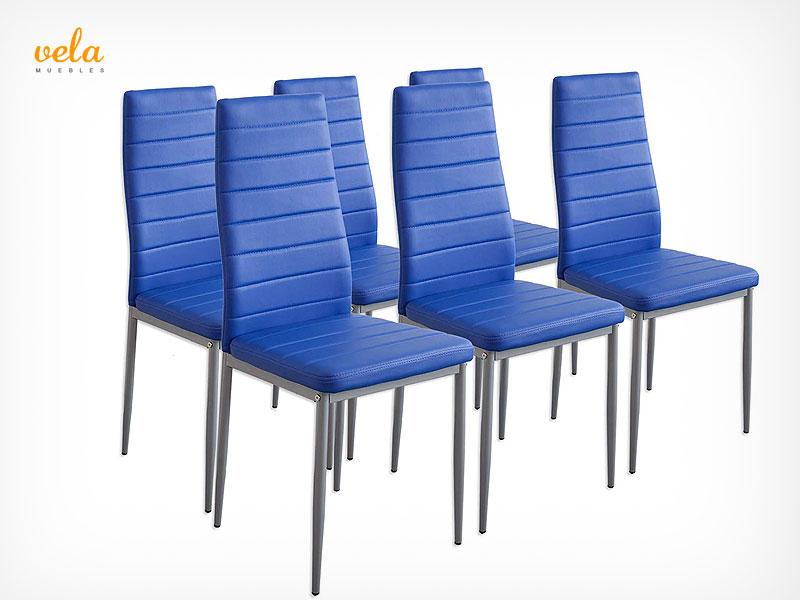 pack 4 sillas comedor baratas