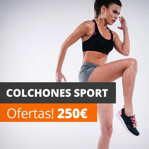Colchones sport para deportistas