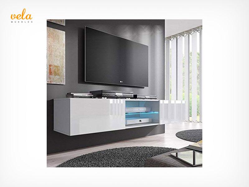Mueble tv bajo de salón