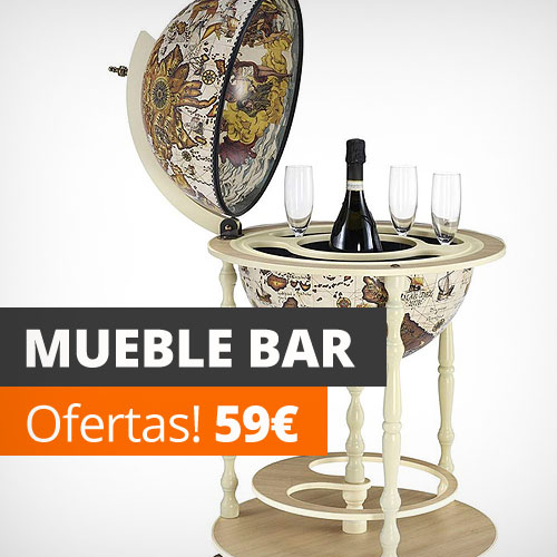 Muebles bar para salón comedor