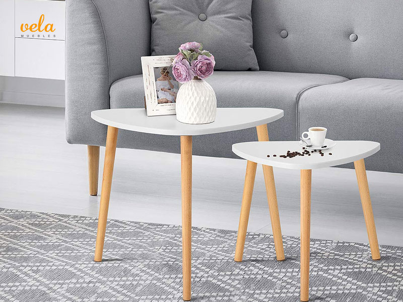Mesas para salones pequeños