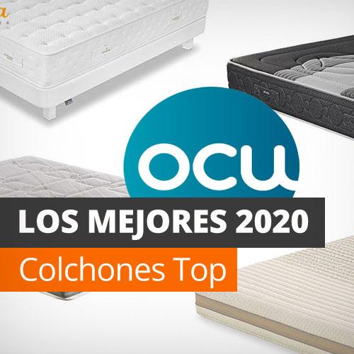 Mejores colchones OCU 2020
