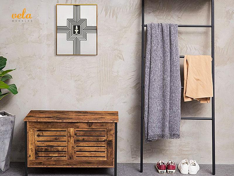Mueble baño industrial
