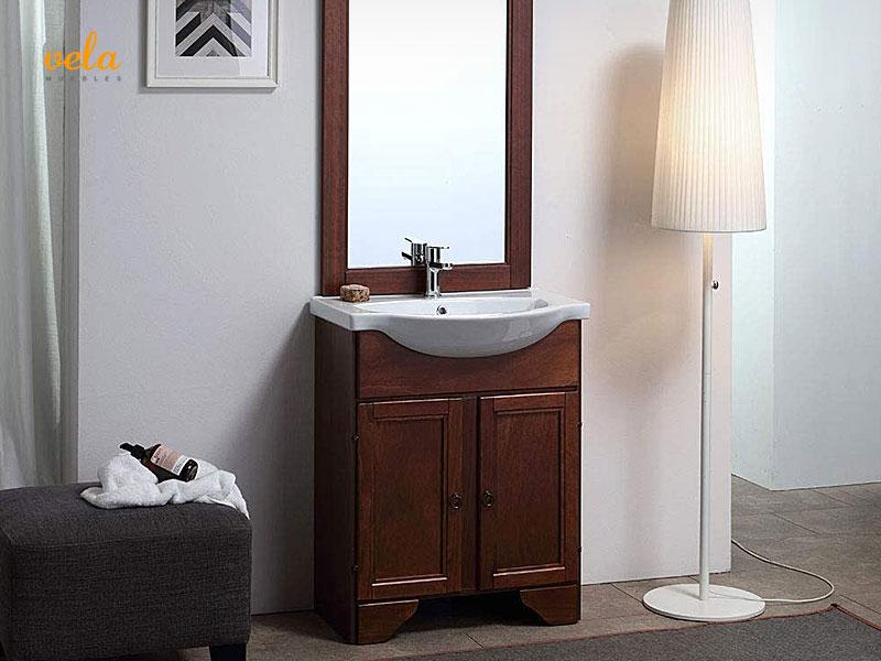 Muebles de baño rústicos online