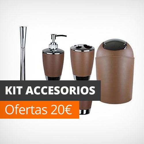 Conjunto kit accesorios