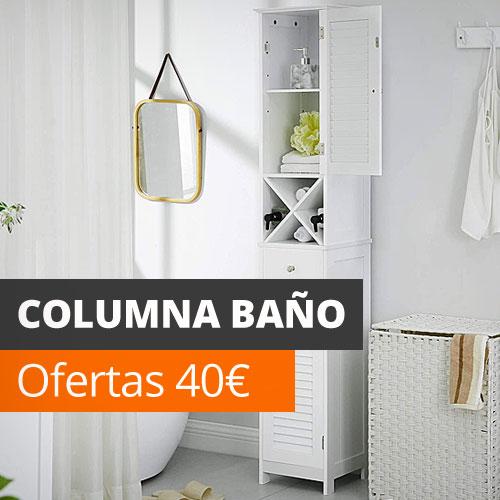 Mueble baño Columna