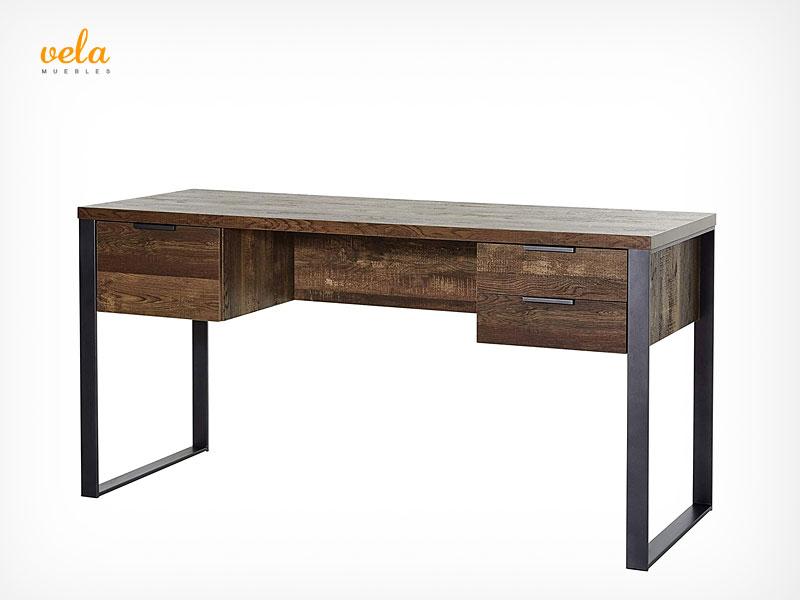 escritorio rustico