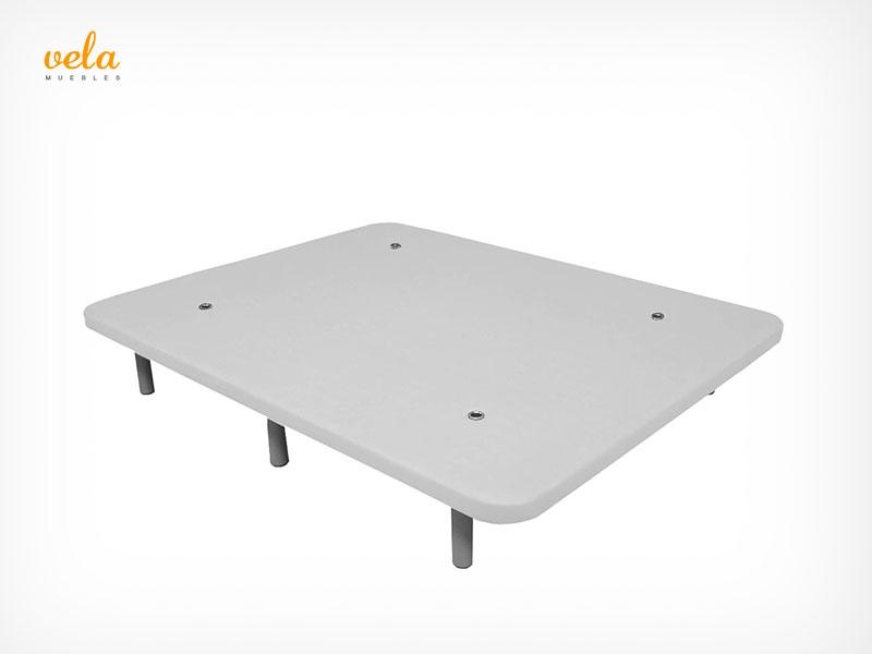 Base tapizada 105x190