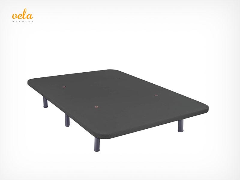 base tapizada 105x200