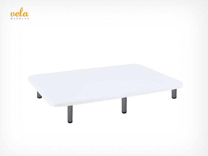 base tapizada 140x190