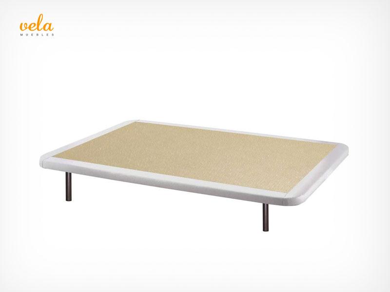 Base tapizada 140x200