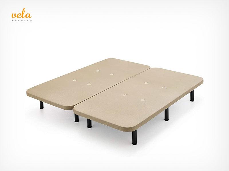 Base tapizada 180x200