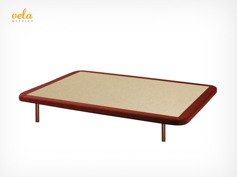 base tapizada 90x200