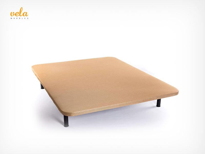 base tapizada imperial confort