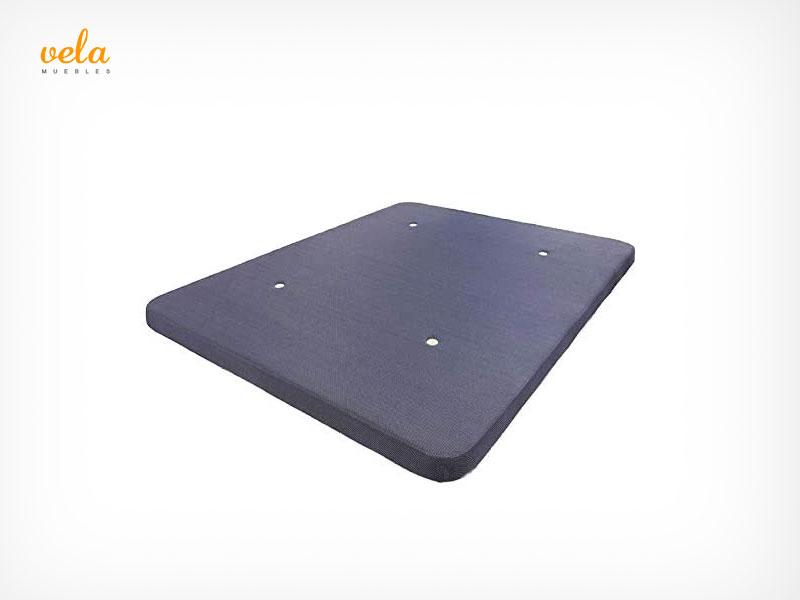 base tapizada sin patas