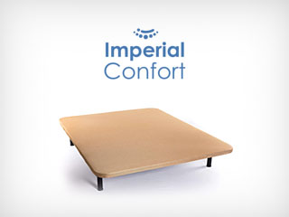 bases tapizadas Imperial Confort